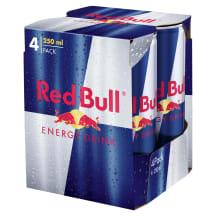 Energiajook Red Bull 4x0,25l