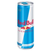Energiajook suhkruvaba Red Bull 250ml