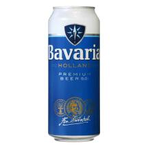 Alus BAVARIA PREMIUM, 5 %, 0,5 l