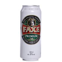 Alus Faxe Premium 5% 0,5l