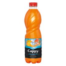Įvairių vaisių sulčių gėrimas CAPPY, 1,5l