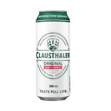 Alkoholivaba õlu Clausthaler Original 0,5l