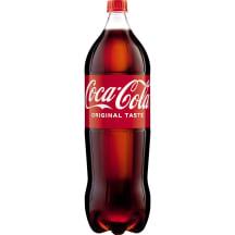 Gāz. dzēriens Coca-Cola 2l