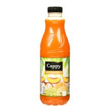 Įvairių vaisių nektaras CAPPY, 1 l