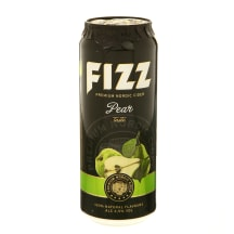 Gaz.kriaušių skonio sidras FIZZ, 4,5 %, 0,5 l