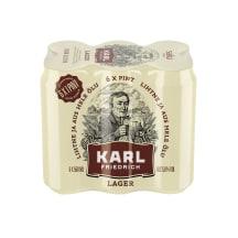Õlu Karl Friedrich 5% 0,568l prk 6-pakk