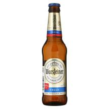 Nealkoholinis alus WARSTEINER, 0,33 l butelis