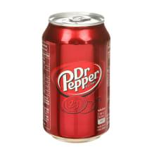 Gazuotas gėrimas DR. PEPPER, 330ml