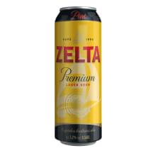 Alus Zelta Premium 5,2% 0,568l