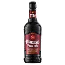 VILKMERGĖS vyšnių alus KRIEK, 5 %, 0,41 l