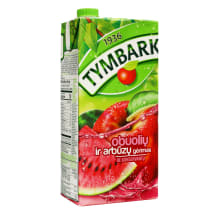 Obuolių ir arbūzų gėrimas TYMBARK, 2l