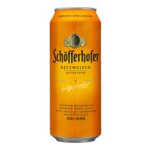 Alus SCHOFFERHOFER Hefeweizen, 5 %, 0,5 l