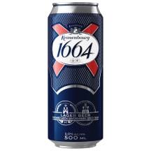 Alus KRONENBOURG 1664, 5 %, 0,5 l