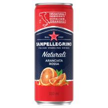 Gaz. gėrimas S.PELLEGRINO ARANCIATA R., 330ml
