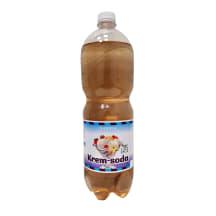 Gazuotas gėrimas DARIDA KREM-SODA, 1,45 l