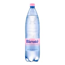 Gaz.natūral. mineralinis vanduo BIRUTĖ, 1,5l