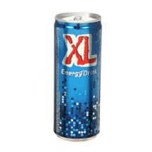 Gazuotas energinis gėrimas XL ENERGY, 250ml