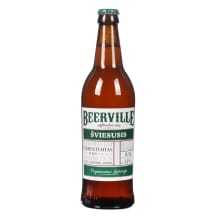 Šviesusis alus BEERVILLE 5,1 %, 0,5 l
