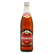 Šviesusis alus PRIMATOR PREMIUM, 5,0 %, 0,5l