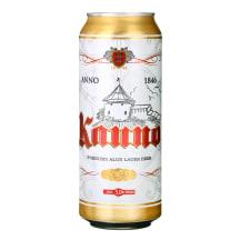 Šviesusis KAUNO alus, 5 %, 0,5 l skardinė