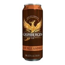 Alus Grimbergen Dubble Ambree 6,5% 0,5l