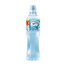 Negaz. šaltinio vanduo KUBUŠ WATERRR, 500ml