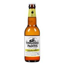 Ob.sk.sidras TINGINIO PANTIS, 4,5 %, 0,33 l