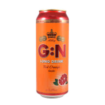 Muu alk.jook G:N Red Orange 5,5%vol 0,5l
