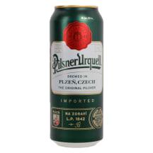 Õlu Pilsner Urquell 4,4%vol 0,5l prk