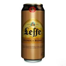 Õlu Leffe Blonde 6,6%vol 0,5l purk