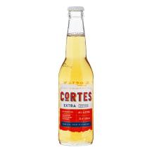 Alus CORTES EXTRA, 4,5 %, 0,33 l