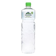 Nat.šarminis šaltinio vanduo AQUAVIA, 1 l