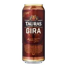 Nefiltruota gira TAURAS, 500ml