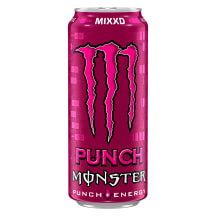 Energ. gėrimas su sald. MONSTER ENERGY, 0,5l