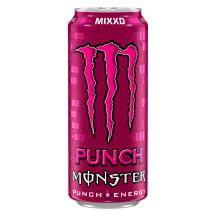 Enerģijas dzēr. Monster Punch Mixxd 0,5l