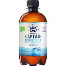 Kombucha jook Captain Kombucha Originaal 0,4l