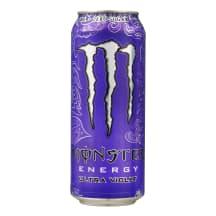 Enerģijas dzēriens Monster Ultra Violet 0,5l