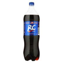 Gazuotas gaivusis gėrimas RC COLA, 1,5 l