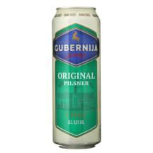 Al.GUBERNIJA ORIGINAL PILSN., 4,6 %, 0,568 l