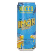 Funktsion.jook Nocco Limon Summer Edit. 0,33l