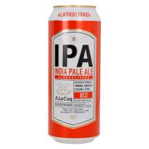 Alk.vaba õlu IPA Brewer`s Col. 0,5l purk
