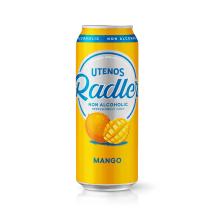 Nealkoh. alaus kokteilis RADLER MANGO, 0,5 l