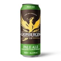 Õlu Grimbergen Pale Ale 5,5%vol 0,5l