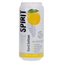 Muu al.jook Pure Spirit Lemon&Lime 4,5% 0,44l