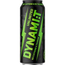 Gazuotas gėrimas su vitaminais DYNAMI:T, 0,5l