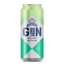 Muu alk.jook Sinebrychoff Mint&Lime 5,5% 0,5l