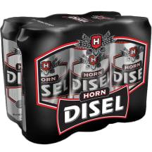 Švies. alus HORN DISEL, 5,3 %, 6x0,568l, sk.