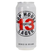 Õlu Guiness Hop House 13 5%vol 0,44l purk