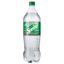 Gazuotas gaivusis gėrimas SPRITE ZERO, 1,5 l