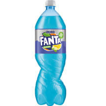 Gāzēts dzēriens Fanta Shokata Zero 1,5l